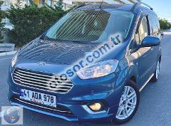 Ford Tourneo Courier 1.5 Tdci Titanium Plus 100HP