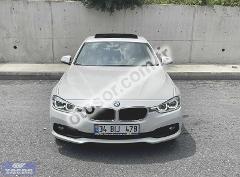 BMW 3 Serisi 320d Premium Line 190HP