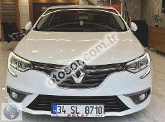 Renault Megane Sedan 1.5 Dci Touch 110HP