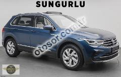 Volkswagen Tiguan 1.5 Tsi Act Elegance Dsg 150HP