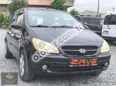 Hyundai Getz 1.5 Crdi Vgt 110HP