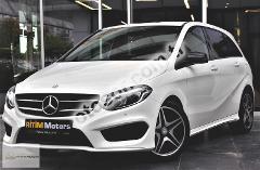 Mercedes-Benz B 180 Blueefficiency Amg 7G-DCT 122HP