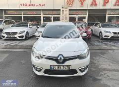Renault Fluence 1.5 Dci Icon 110HP