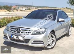 Mercedes-Benz C 200 Blueefficiency Avantgarde 7G-Tronic 204HP