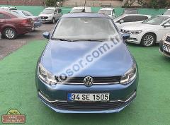 Volkswagen Polo 1.2 Tsi Bmt Allstar Dsg 90HP