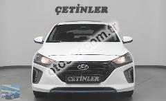 Hyundai Ioniq 1.6 Gdi Hybrid Elite Plus Dct 105HP
