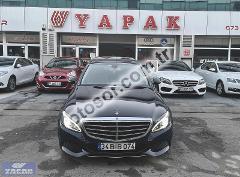 Mercedes-Benz C 200 D Bluetec Exclusive 7G-Tronic 136HP