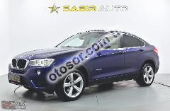 BMW X4 20d Xdrive X Line 190HP 4x4