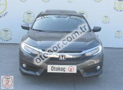 Honda Civic Sedan 1.6 i-VTEC Executive 125HP