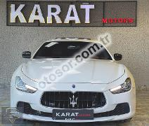 Maserati Ghibli 3.0 V6 Q4 S 410HP 4x4