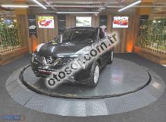 Nissan Juke 1.6 4x2 Visia Cvt 117HP