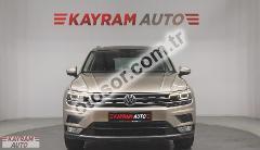 Volkswagen Tiguan 1.4 Tsi Act Bmt Comfortline Dsg 150HP