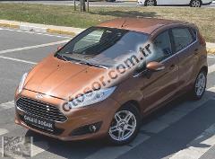 Ford Fiesta 1.4 Tdci Titanium 70HP