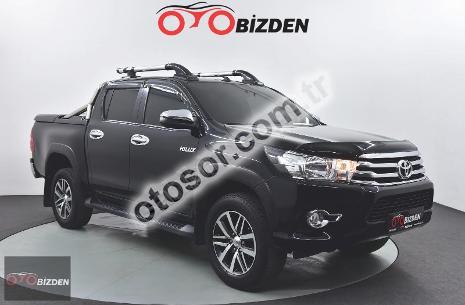 Toyota Hi-Lux 2.4 D-4D 4x2 Adventure 150HP
