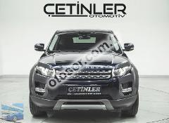 Land Rover Range Rover Evoque 2.0 Si4 Pure 240HP 4x4 5 Kapi