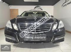 Mercedes-Benz E 200 Cgi Blueefficiency Avantgarde 184HP