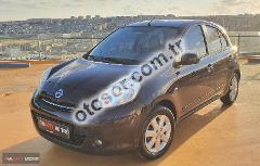 Nissan Micra 1.2 Tekna Cvt 80HP