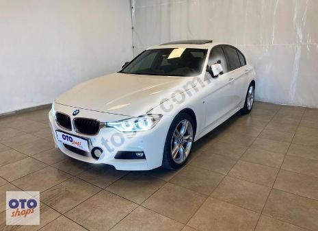 BMW 3 Serisi 318d M Plus 150HP