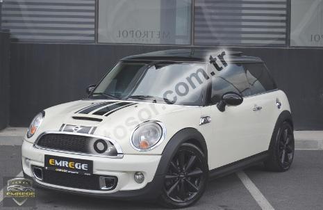 Mini Cooper 1.6 S 184HP