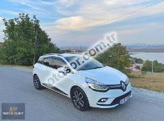 Renault Clio Sport Tourer 1.5 Dci Icon Edc 90HP
