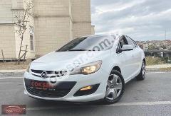 Opel Astra Sedan 1.6 Cdti Start&Stop Edition 136HP