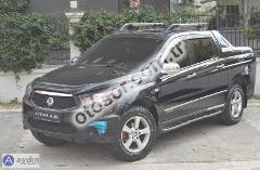 SsangYong Korando Sports 2.0 e-XDI 4x2 155HP