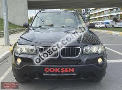 BMW X3 20d Premium 177HP 4x4