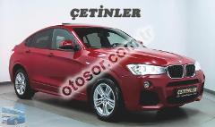 BMW X4 20d Xdrive M Sport 190HP 4x4