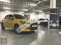Peugeot 208 1.2 Puretech Active Eat8 100HP