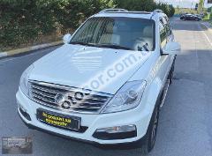 SsangYong Rexton W 2.0 e-XDI 4x4 Platinum 155HP