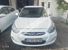 Hyundai Accent Blue 1.6 Crdi Mode Plus 136HP