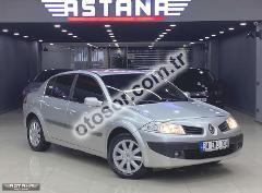 Renault Megane Sedan 1.6 16v Exception Bva 110HP