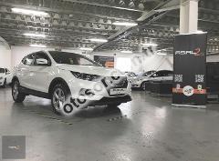 Nissan Qashqai 1.3 DIG-T Visia Dct 160HP