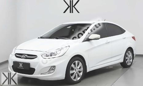 Hyundai Accent Blue 1.6 Crdi Prime 136HP