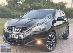 Nissan Qashqai 1.5 Dci Black Edition 110HP