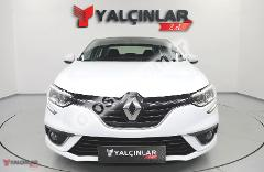 Renault Megane Sedan 1.5 Dci Touch Edc 110HP