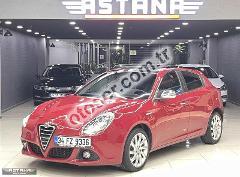Alfa Romeo Giulietta 1.4 Tb Multiair Distinctive Tct 170HP