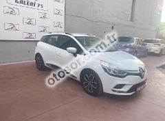 Renault Clio Sport Tourer 1.5 Dci Touch Edc 90HP