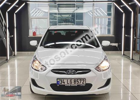 Hyundai Accent Blue 1.6 Crdi Biz 128HP
