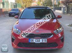 Kia Ceed 1.6 Crdi Elegance Dct 115HP