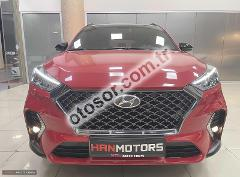 Hyundai Tucson 1.6 Crdi 4x4 N Line Dct 136HP