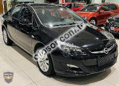 Opel Astra Sedan 1.4 Turbo Edition Plus 140HP