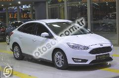 Ford Focus 1.5 Tdci Ecoblue Trend X 120HP