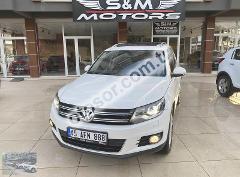 Volkswagen Tiguan 1.4 Tsi Bmt Sport&Style Dsg 160HP