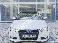 Audi A3 Sedan 1.6 Tdi Ambiente S-Tronic 110HP
