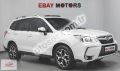Subaru Forester 2.0 Dit Adventure Cvt 240HP 4x4