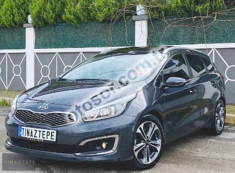 Kia Ceed Sports Wagon 1.6 Crdi Premium Dct 136HP
