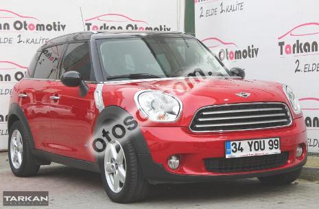 Mini Cooper Countryman 1.6 All4 Türkiye Paketi 122HP 4x4