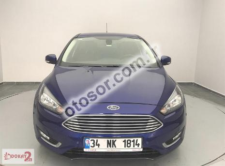 Ford Focus 1.6 Tdci Titanium 115HP
