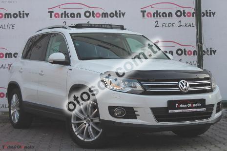 Volkswagen Tiguan 1.4 Tsi Bmt Lounge Dsg 150HP
